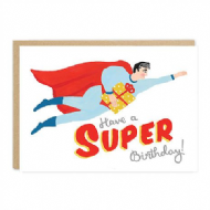 Jade Fisher Super Birthday Card
